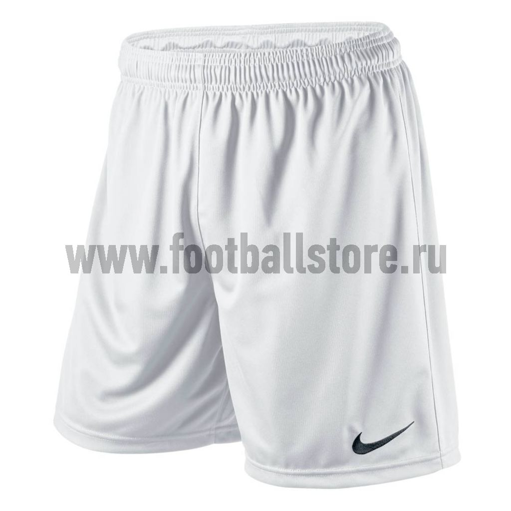 Шорты Nike Шорты футбольные Nike Park Knit Short NB 448222-100