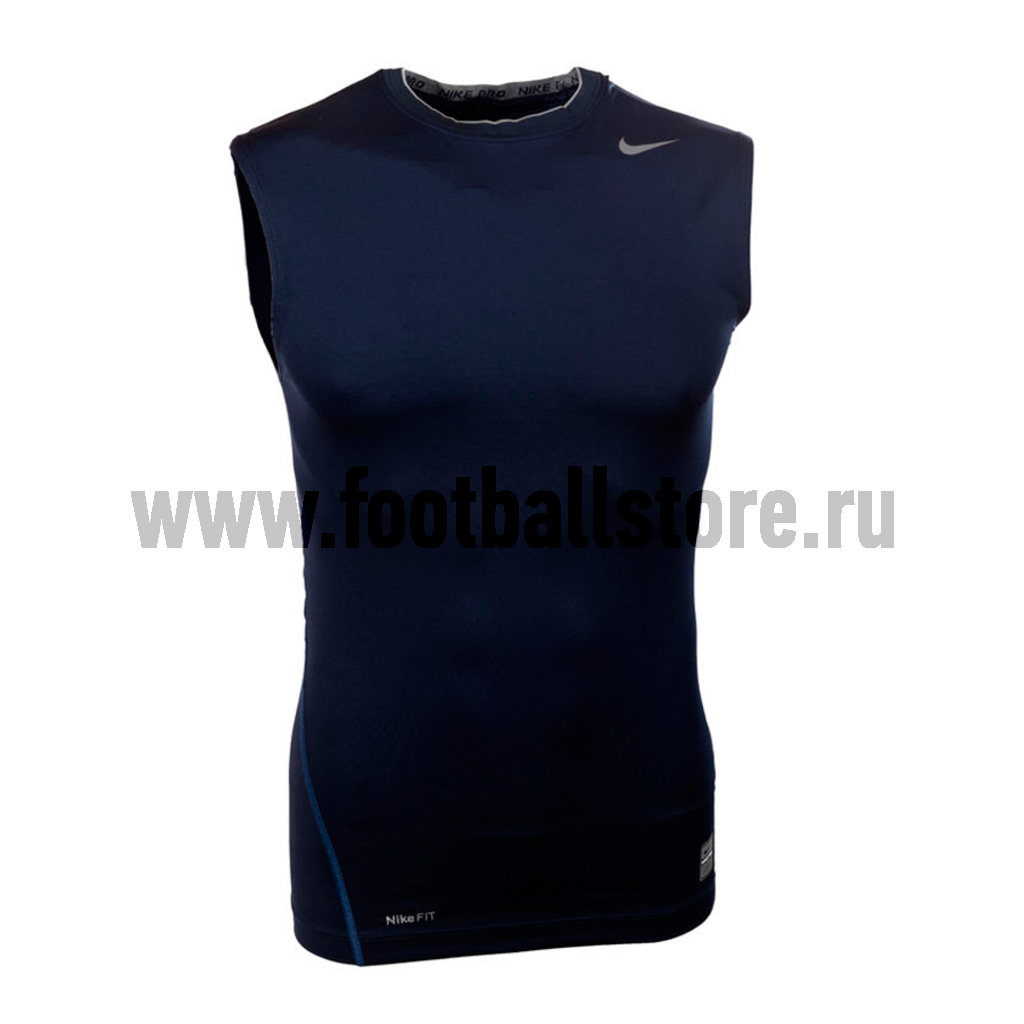 Термобелье Майка Nike Pro Core Tight Crew 259427-451