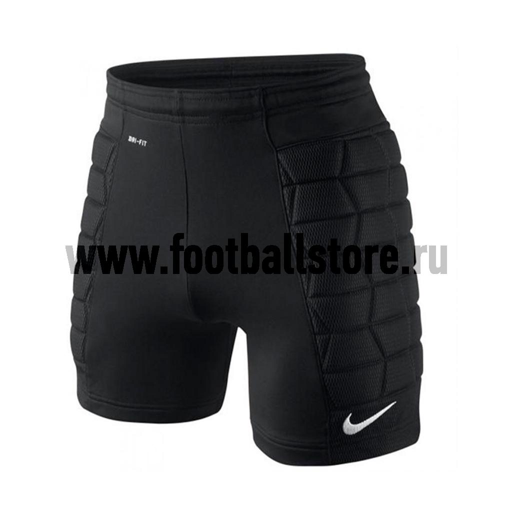Вратарская экипировка Nike Шорты вратарские детские Nike Padded Goalie Boys 481445-010