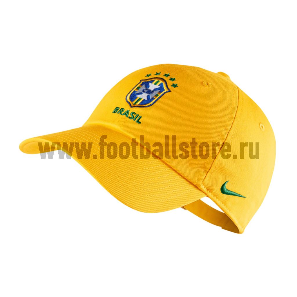 Brasil Nike Бейсболка Nike Brasil Mens Cap 522368-703