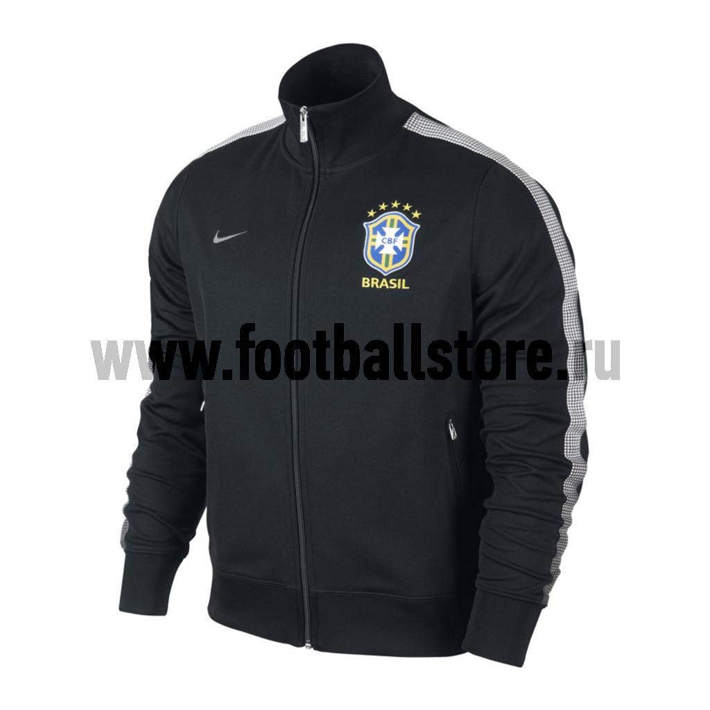 Brasil Nike Олимпийка Nike Brasil Authentic N98 541347-010