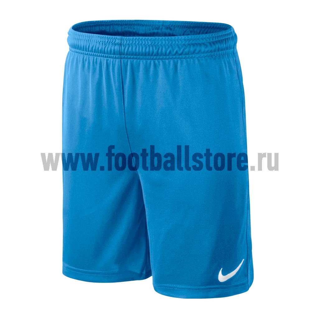 Игровая форма Nike Трусы футбольные Nike Park KNIT Boys Short WB 448262-412