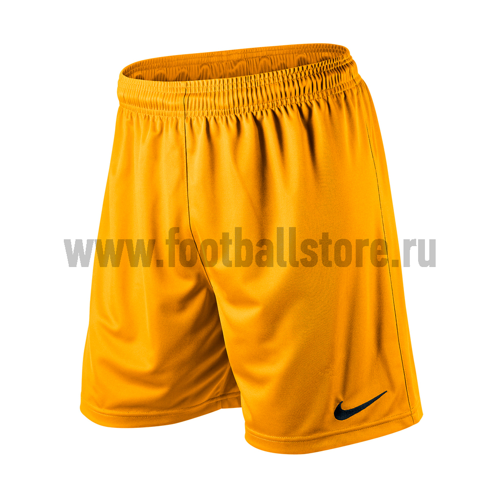 Шорты футбольные Nike Park Knit Short NB WO/B 448224-739 шорты nike park knit short wb 448222 739