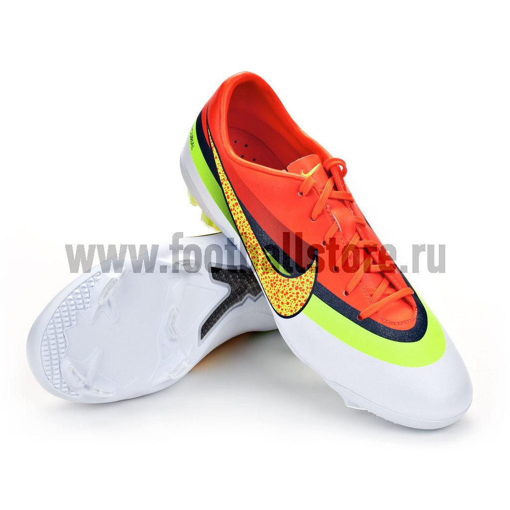 Бутсы Nike Бутсы Nike Mercurial Vapor  IX CR FG JR 580488-174
