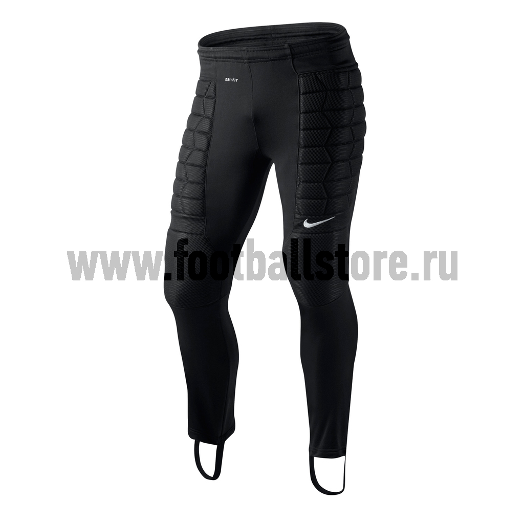 Брюки вратарские Nike Padded Goalie Pant Boys 481444-010