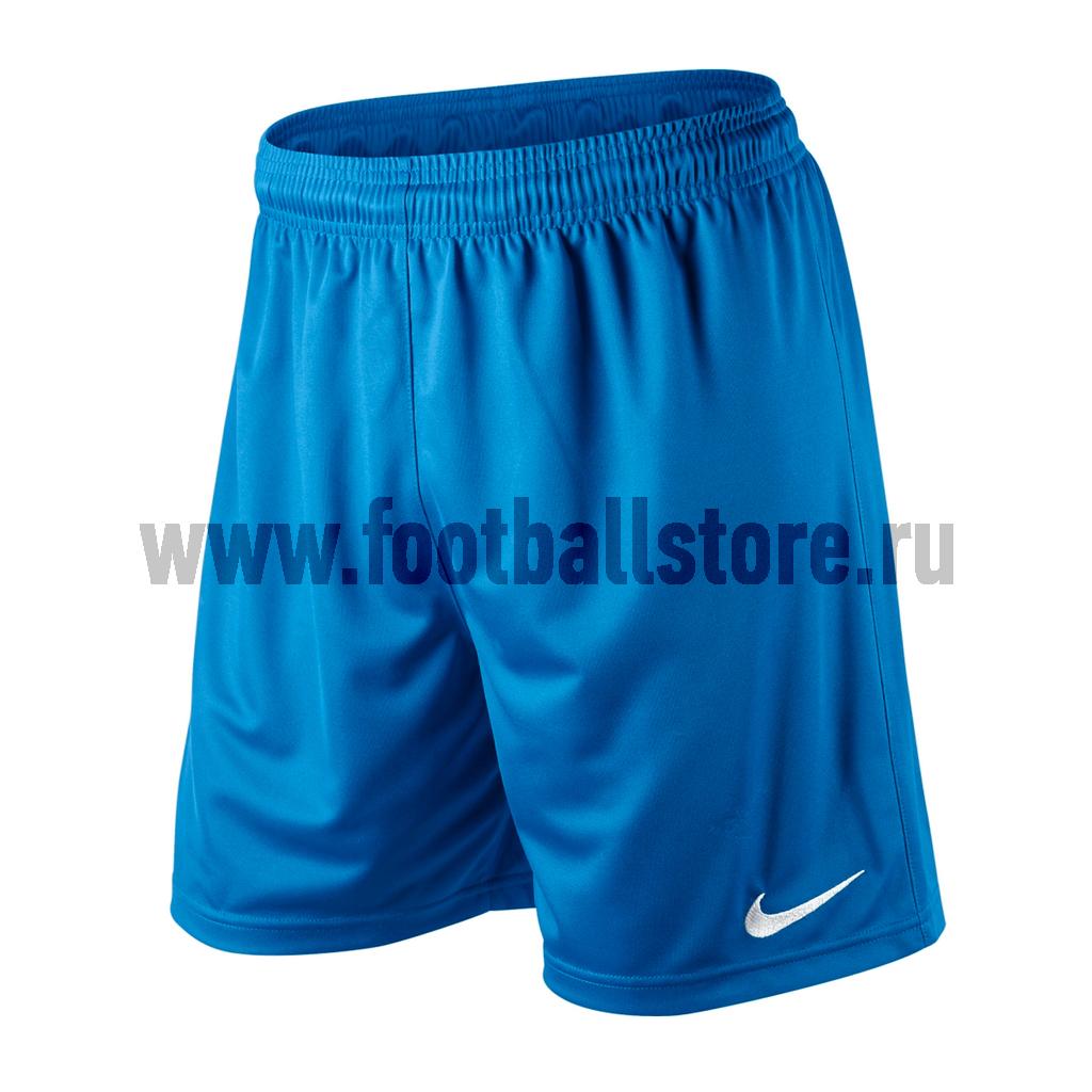 Игровая форма Nike Трусы футбольные Nike Park KNIT Boys Short NB 448263-412