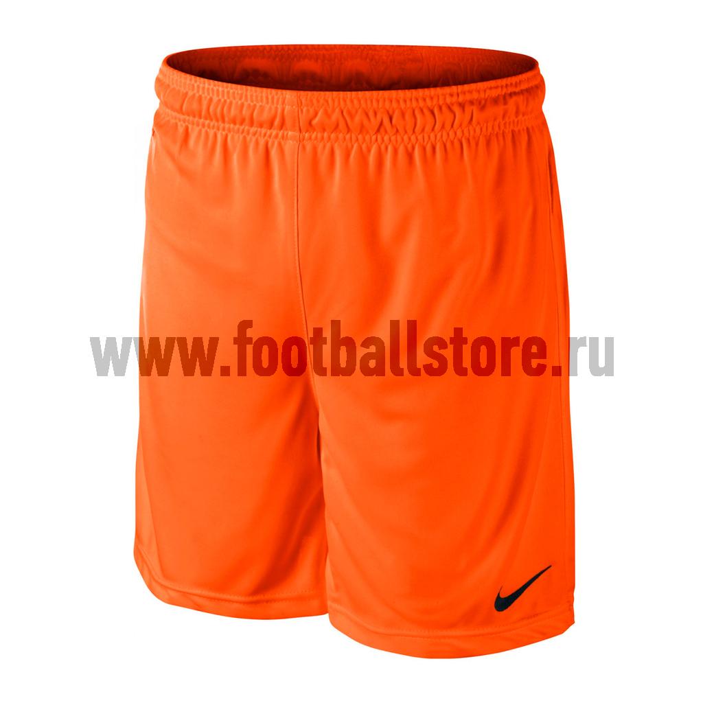 Игровая форма Nike Трусы футбольные Nike Park KNIT Boys WB 448262-815