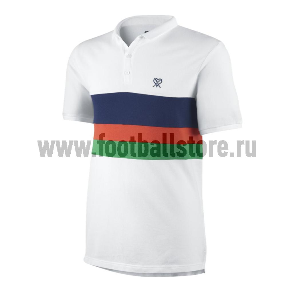 Real Madrid Nike Рубашка-поло Nike CR Slim Collar Pique 542151-100