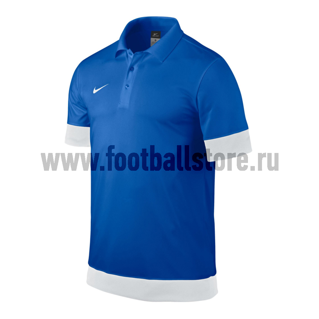 Футболки Nike Рубашка-поло Nike Blocked 520632-463