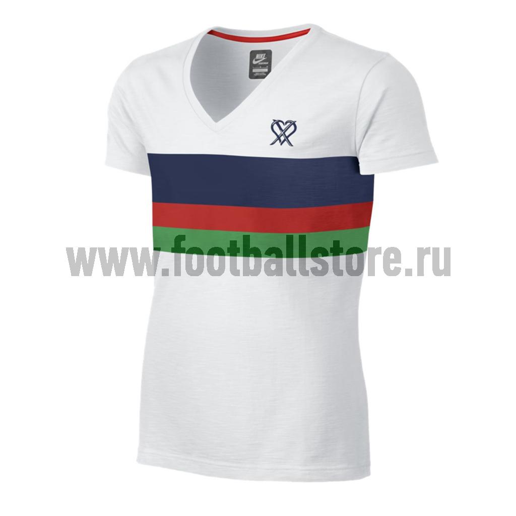 Real Madrid Nike Футболка Nike CR V-Neck 542152-100
