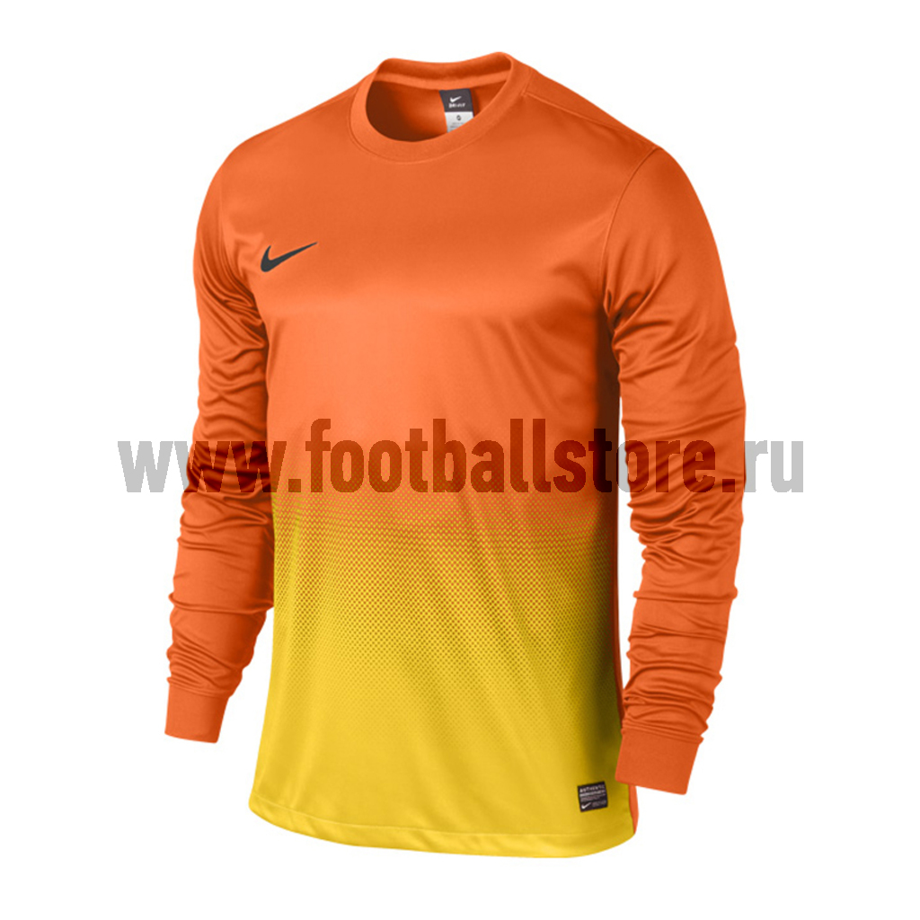 Футболки Nike Футболка Nike LS Precision II GD JSY 520467-815