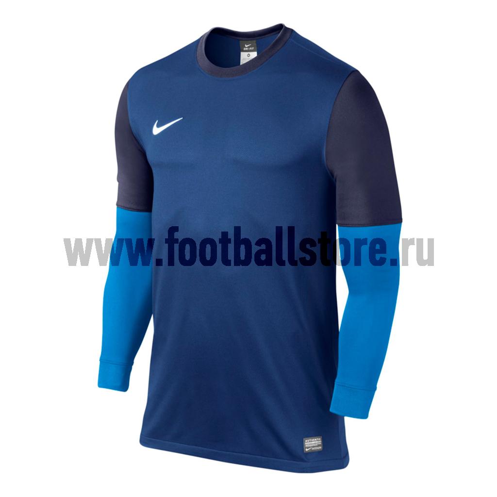 Свитера Nike Свитер вратарский Nike LS Club Goalie II JSY 520470-460