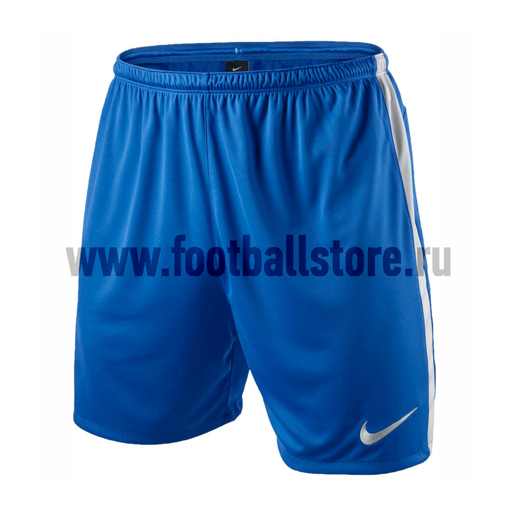 Игровая форма Nike Трусы футбольные Nike Dri-Fit KNIT Short JR 413169-461