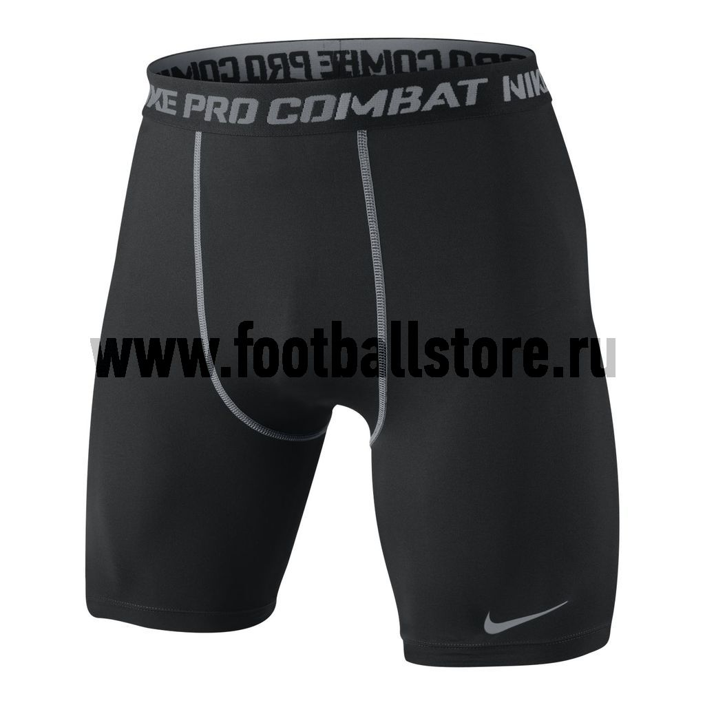 Белье Nike Термобелье подтрусники Nike Pro core compression 6' short 269604-010