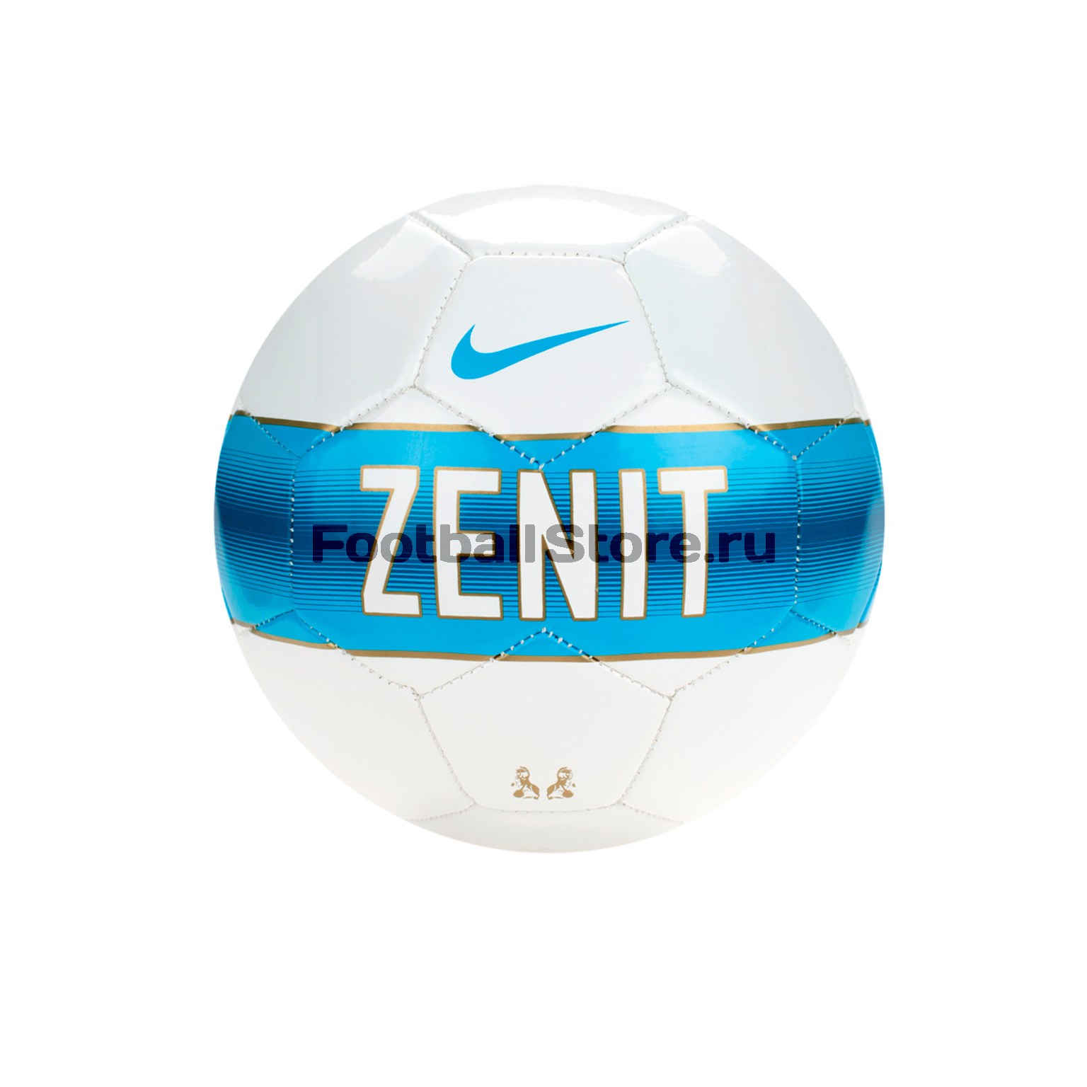 Zenit Nike Мяч футбольный Nike Zenit Supporters Ball SC2254-149