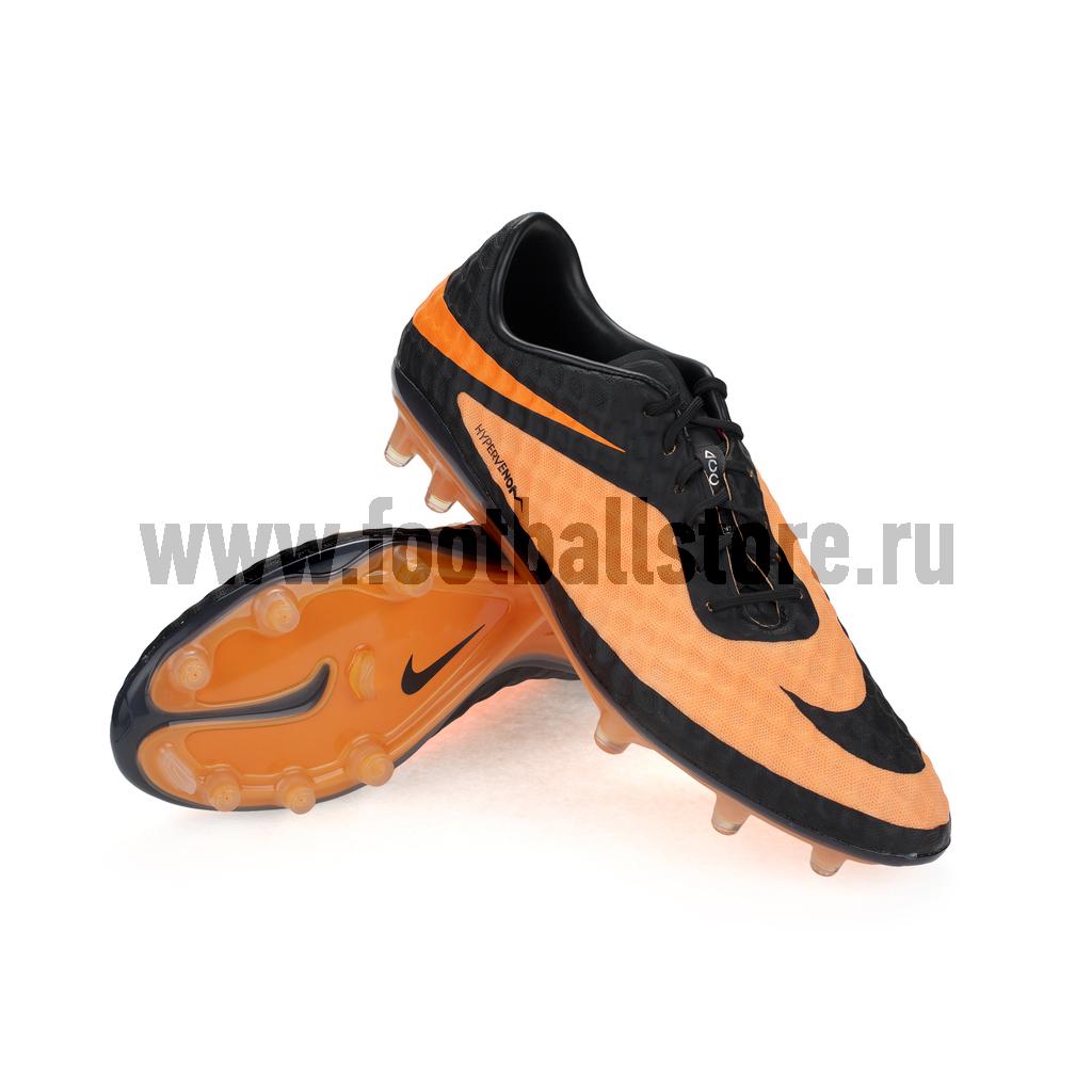 Игровые бутсы Nike Бутсы Nike HyperVenom Phantom FG 599843-008