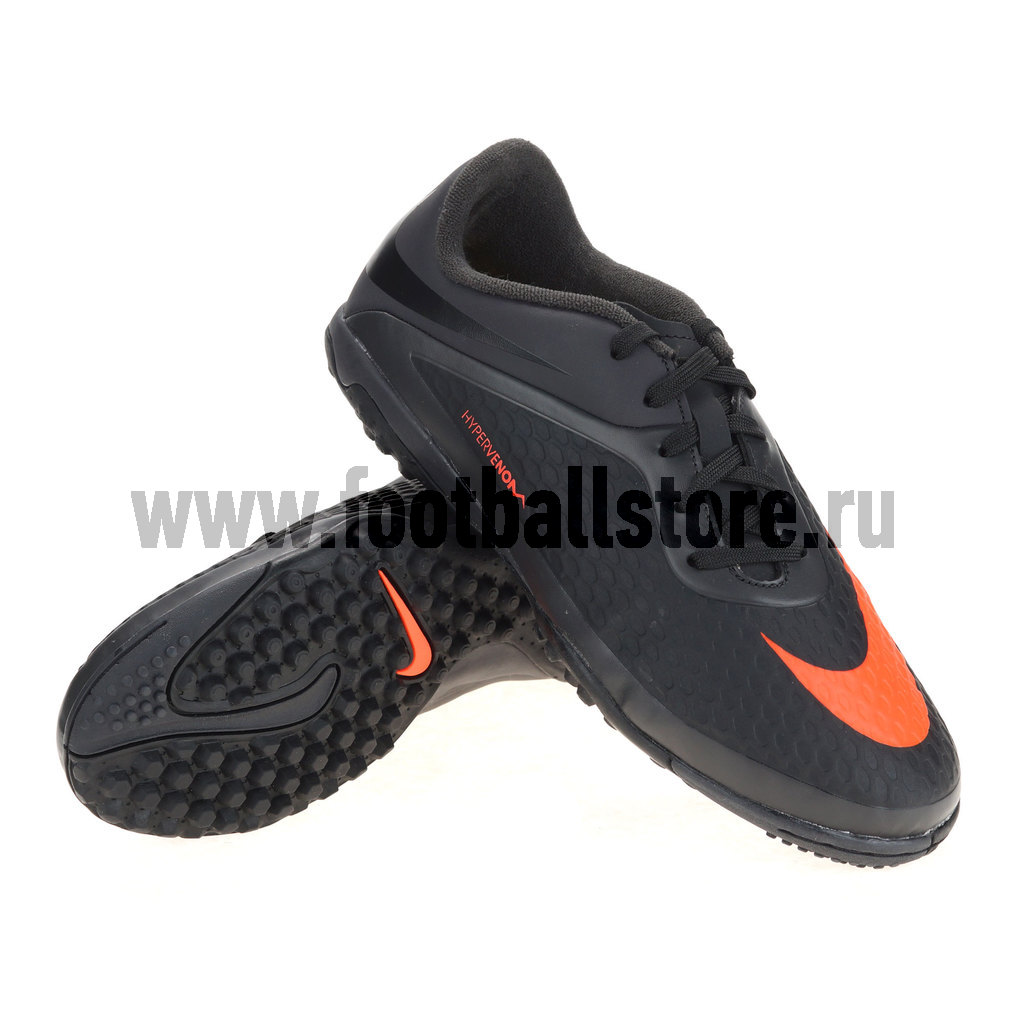 Бутсы Nike Шиповки Nike HyperVenom Phelon TF JR 599847-080