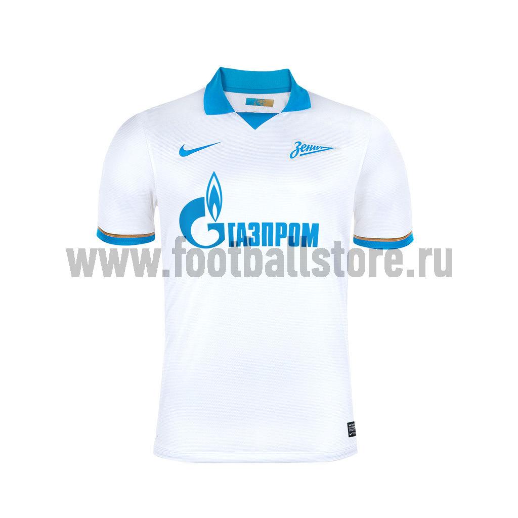 Zenit Nike Футболка игровая Nike Zenit  SS Away 544498-106