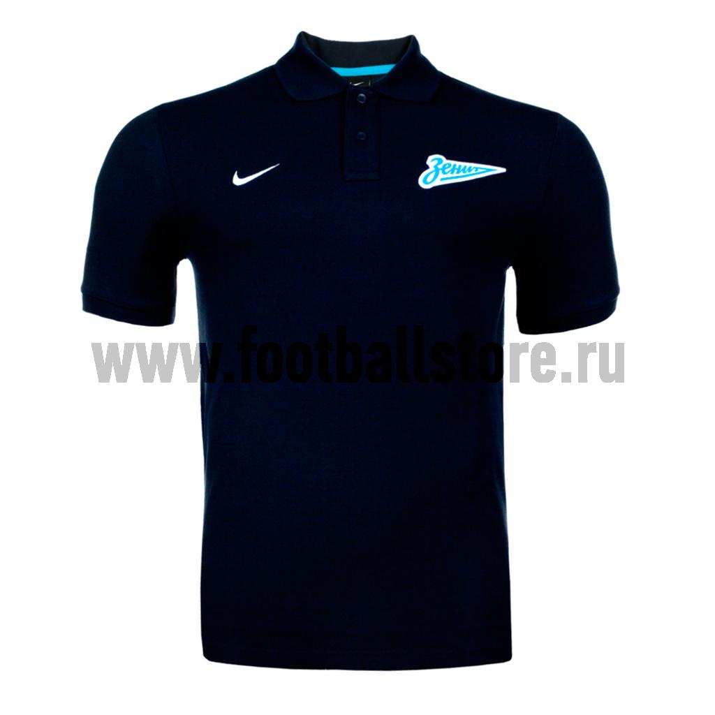 Zenit Nike Рубашка-поло Nike GS Zenit AUTH Polo 547060-417