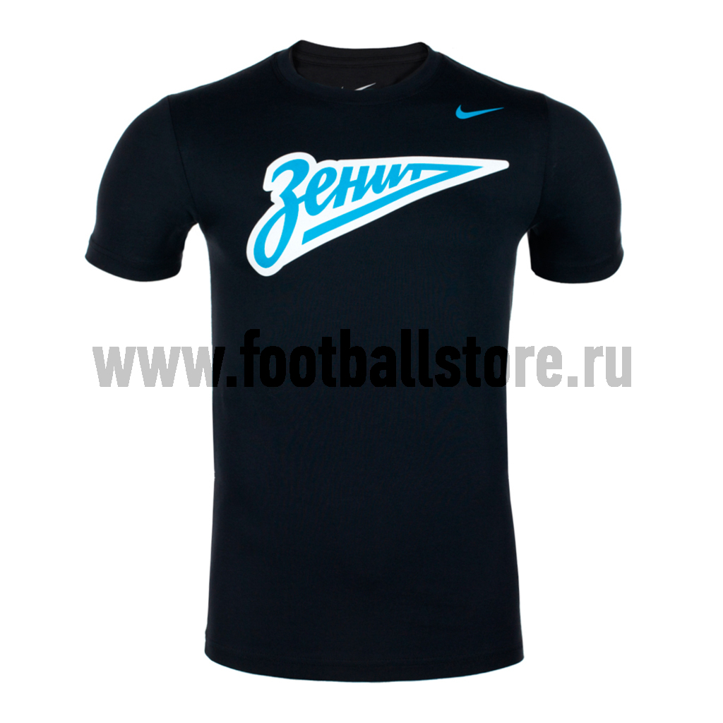 Zenit Nike Футболка Nike Zenit Core Basic 554885-010