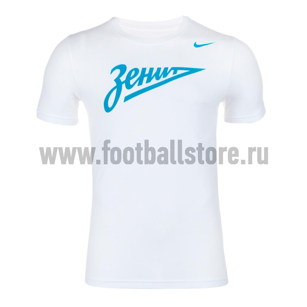 Zenit Nike Футболка Nike Zenit Core Basic 554885-100