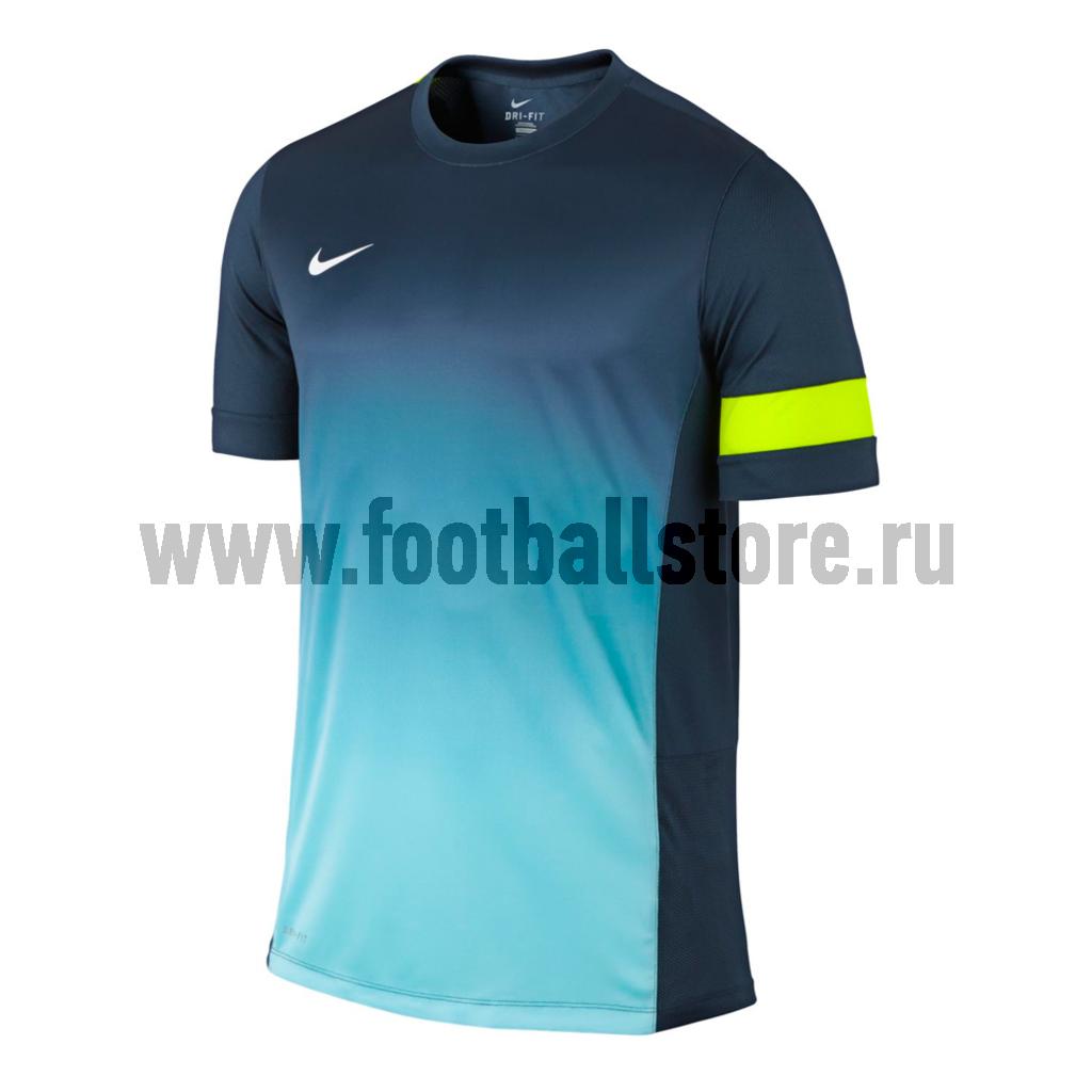 Футболки Nike Майка тренировочная Nike SS Training TOP II 519039-414