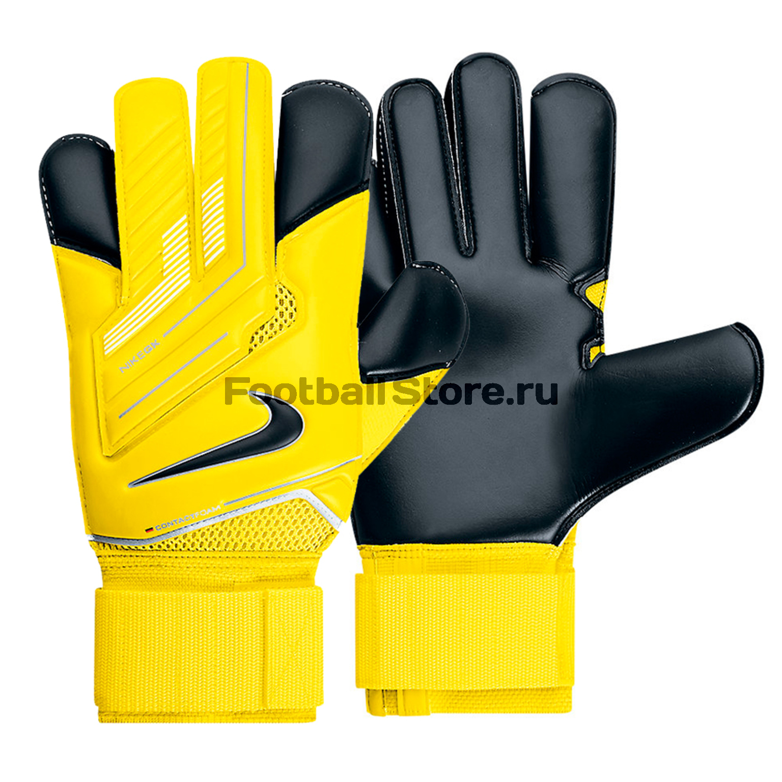 Перчатки Nike Перчатки вратарские Nike GK Vapor Grip 3 GS0252-700