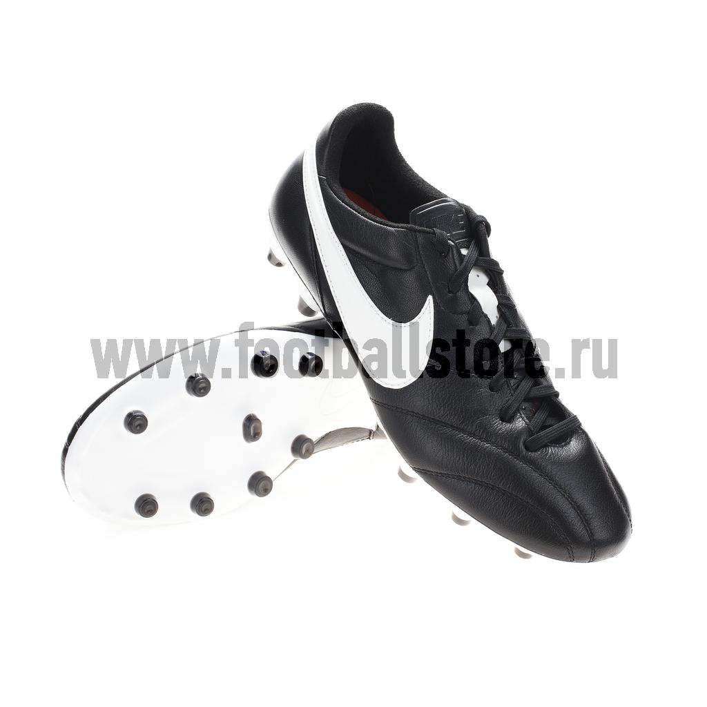 Бутсы Nike Premier FG 599427-018 бутсы nike mercurial victory iii fg 509128 800