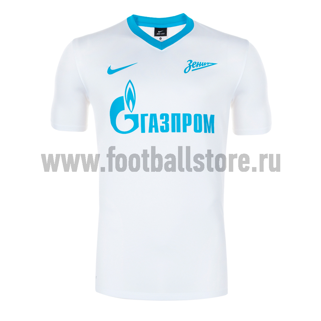 Zenit Nike Футболка Nike Zenit SS Away Stadium JSY 544502-106