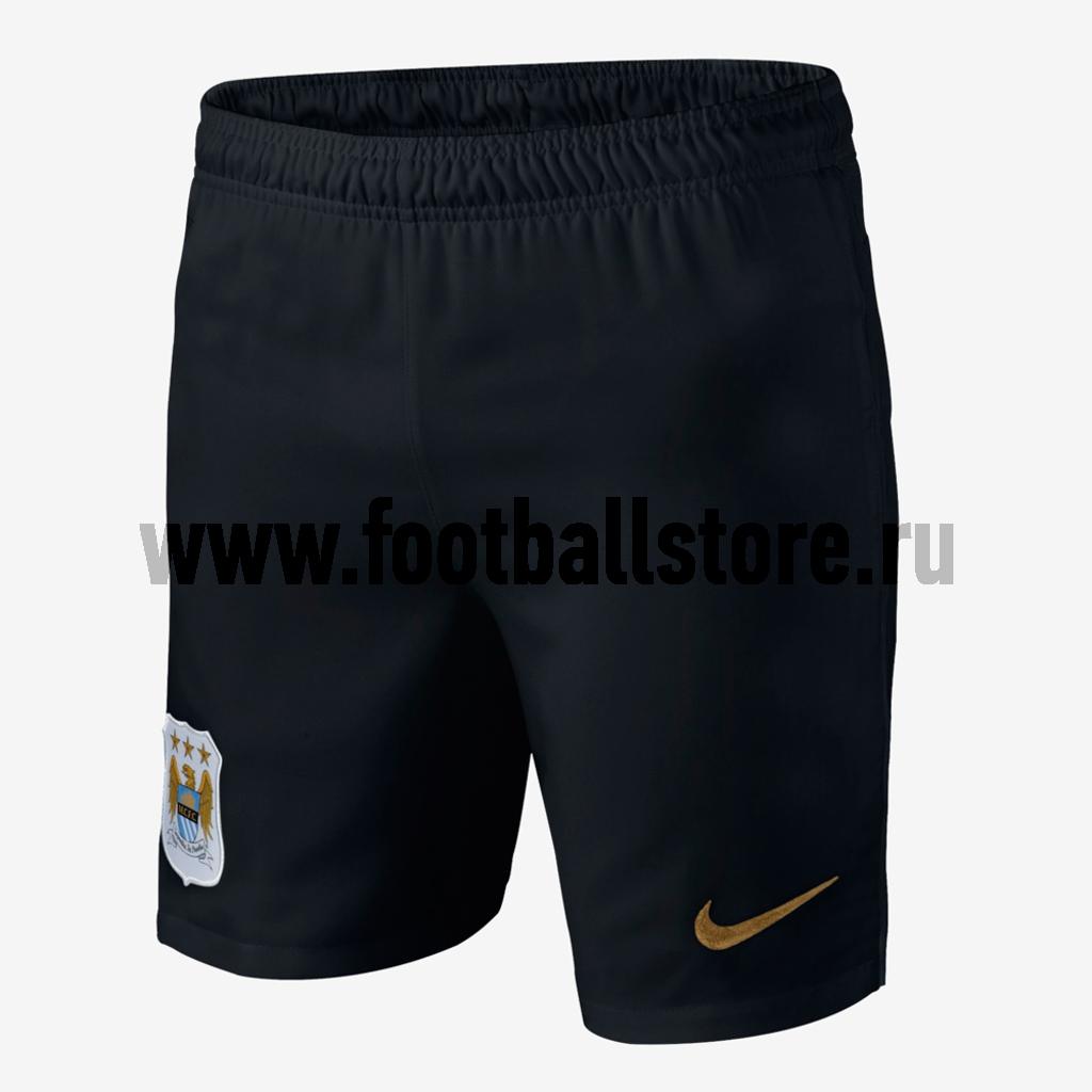 Клубная продукция Nike Шорты Nike MCFC B HA 3DR GK 574869-010