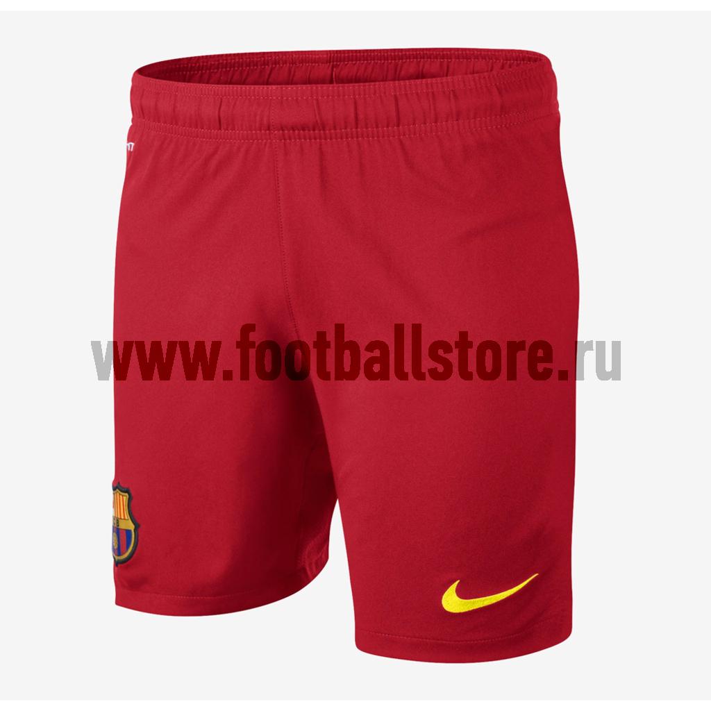 Клубная продукция Nike Шорты Nike Barcelona Boys Repl Short 532814-657