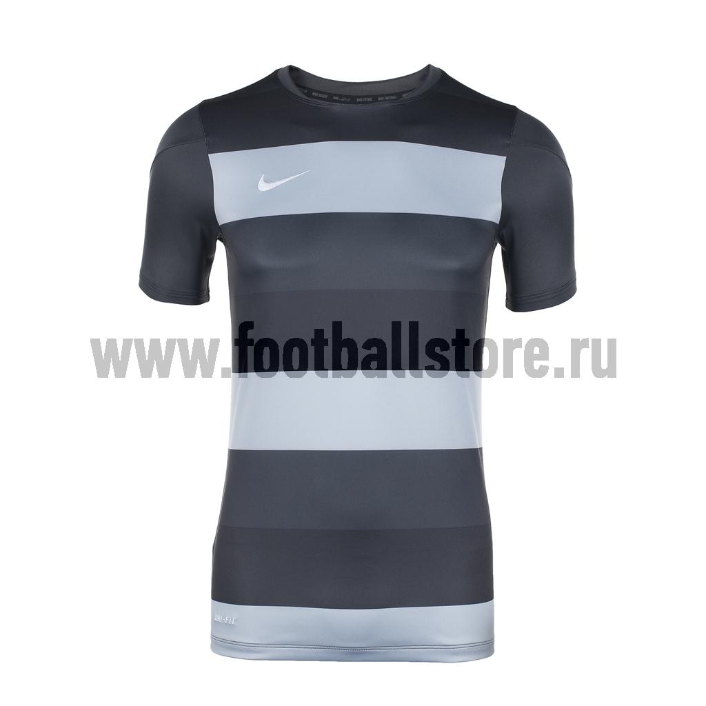 Футболки Nike Футболка Nike Squad SS PM Top 544799-060