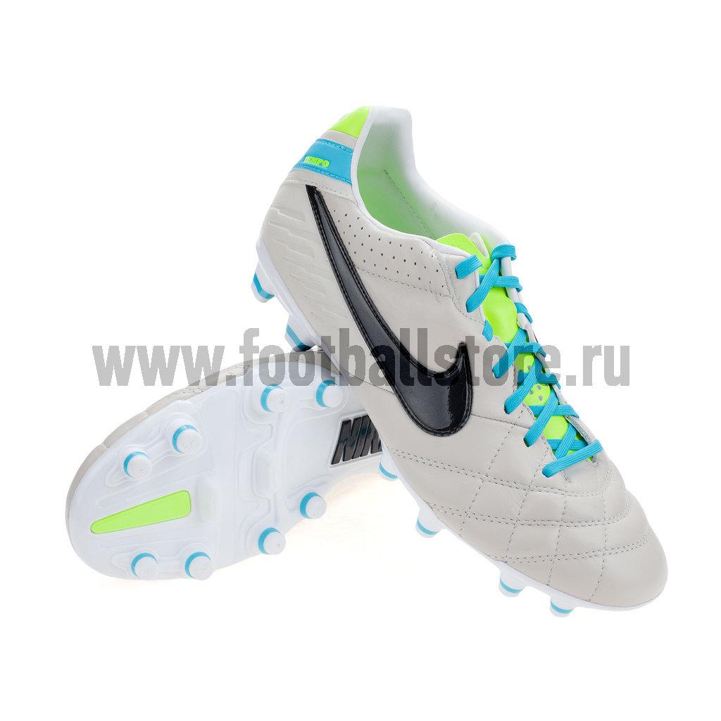 Игровые бутсы Nike Бутсы Nike Tiempo Mystic IV FG 454309-001