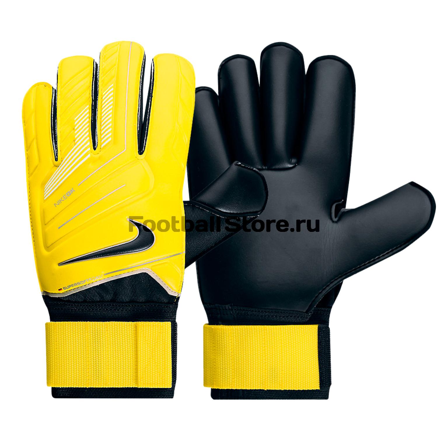 Перчатки Nike Перчатки вратарские Nike GK Gunn Cut PRO GS0255-700