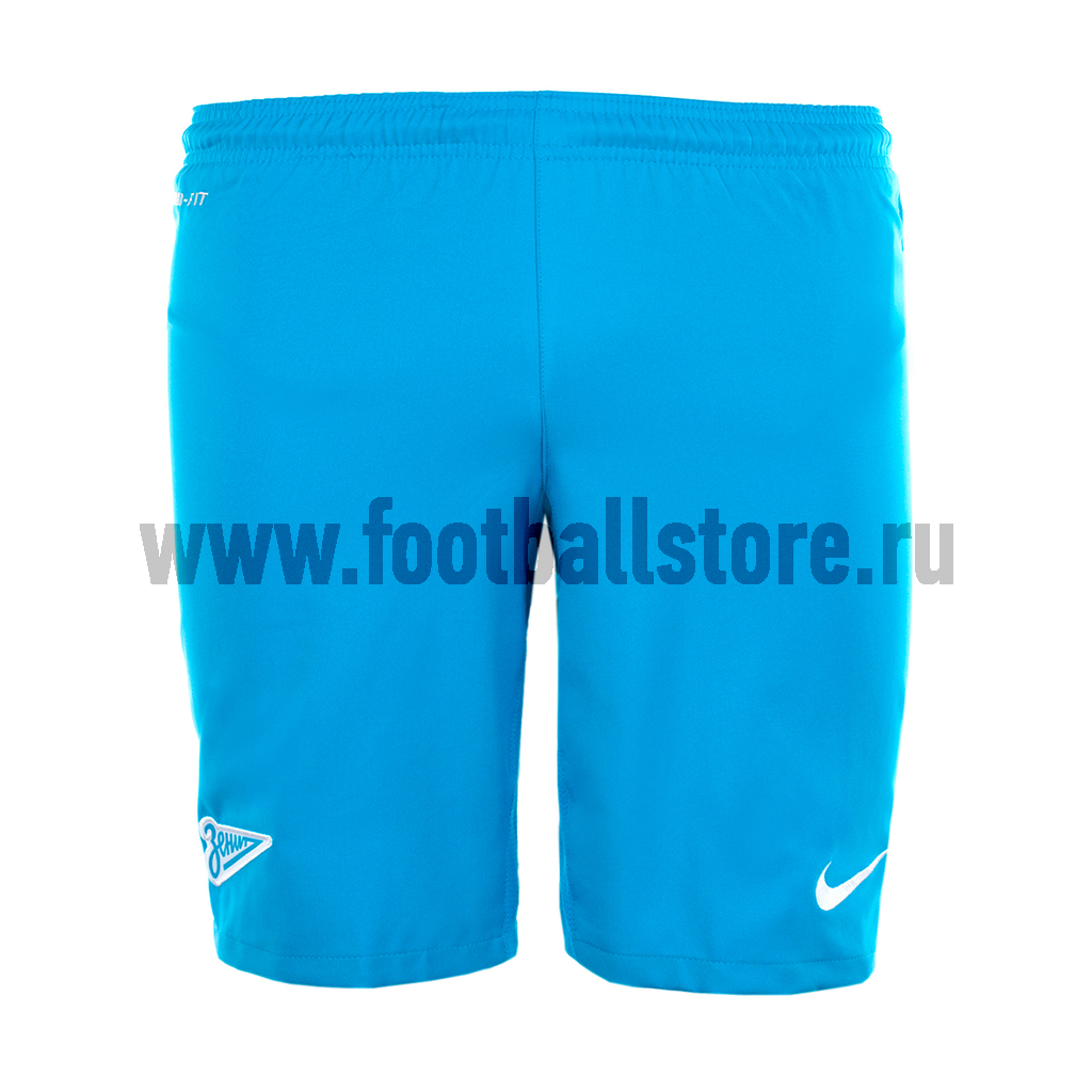 Zenit Nike Шорты игровые Nike Zenit Home Repl 544504-498