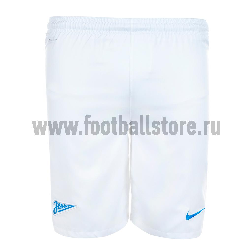 Клубная продукция Nike Шорты игровые Nike Zenit Boys Repl 544505-105