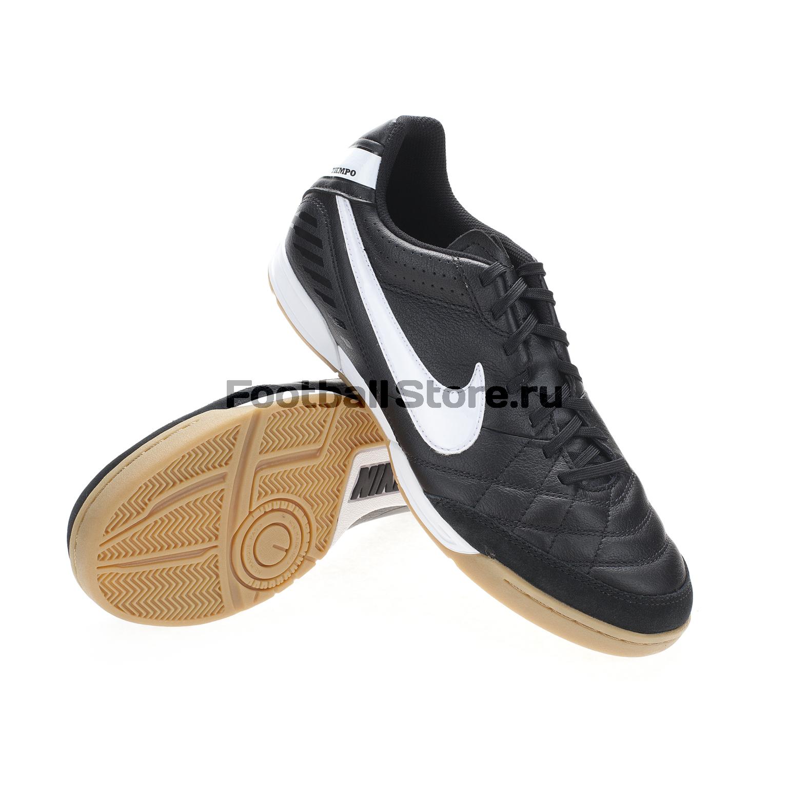 Обувь для зала Nike Обувь для зала Nike Tiempo Natural IV LTR IC 509090-012