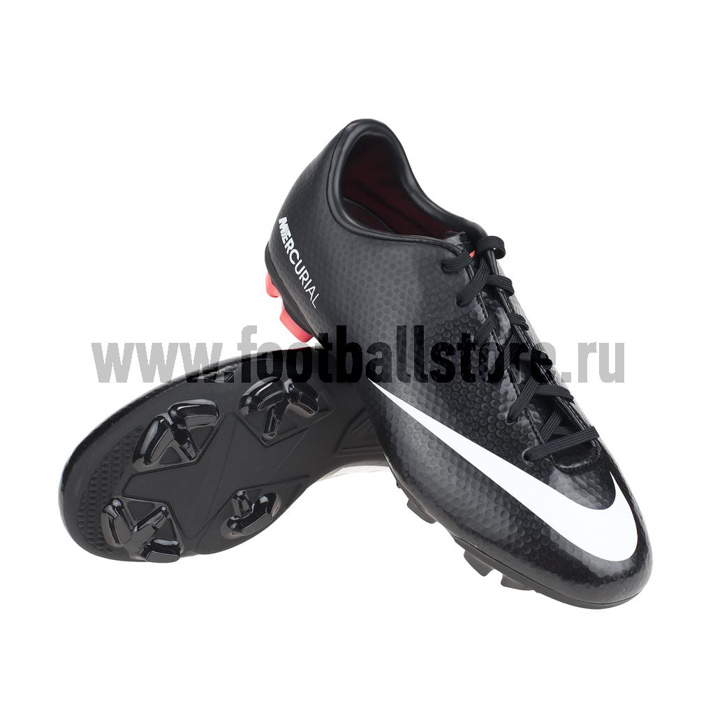 Бутсы Nike Бутсы Nike Mercurial Victory IV FG JR 553631-010
