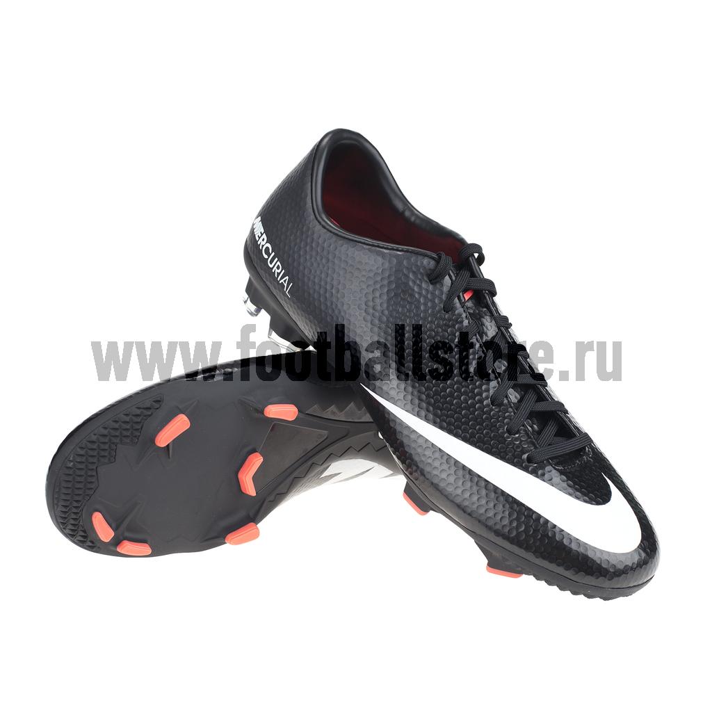 Игровые бутсы Nike Бутсы Nike Mercurial Victory IV FG 555613-010