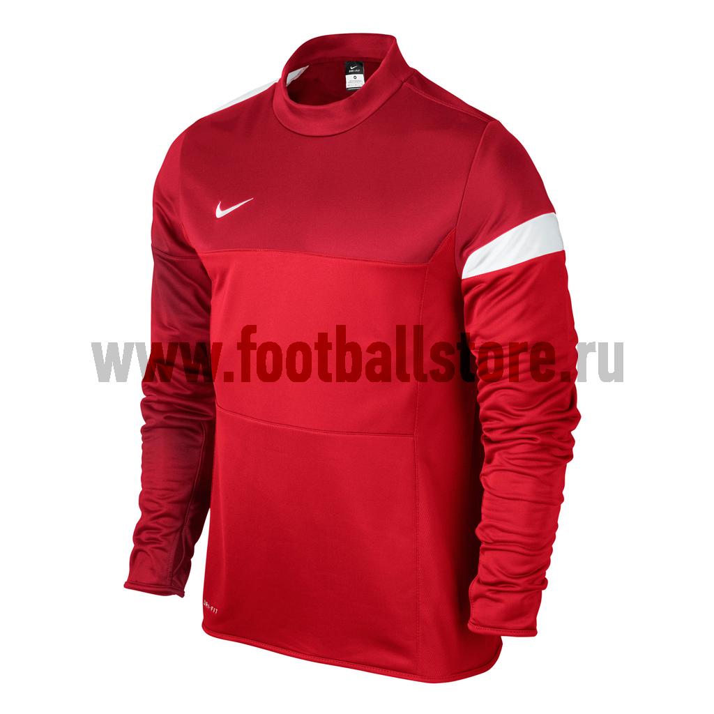 Свитера/Толстовки Nike Свитер тренировочный Nike Comp13 LS Midlayer Top 519062-657
