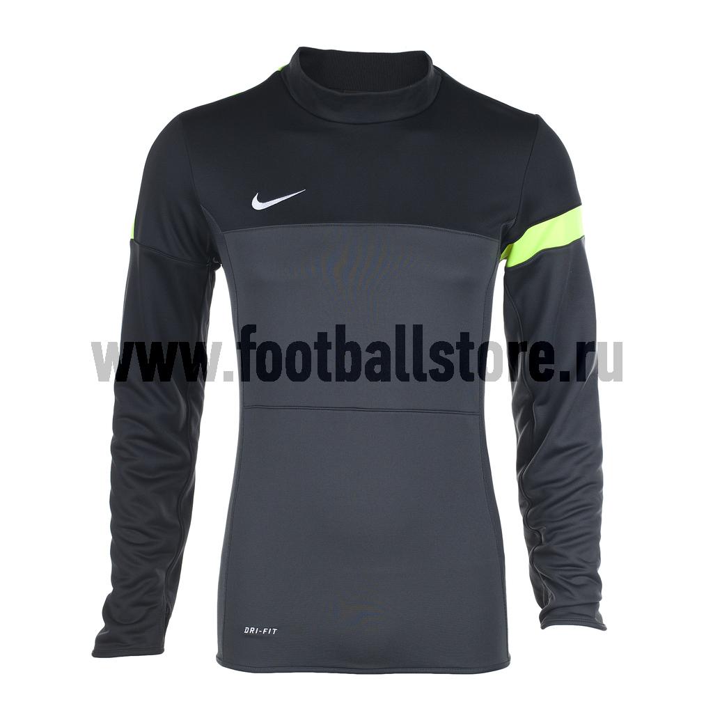 Свитера/Толстовки Nike Свитер тренировочный Nike Comp13 LS Midlayer Top 519062-060