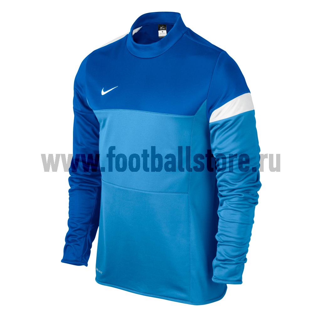 Тренировочная форма Nike Свитер тренировочный  Nike Boys Comp13 LS Midlayer Top JR 519073-412