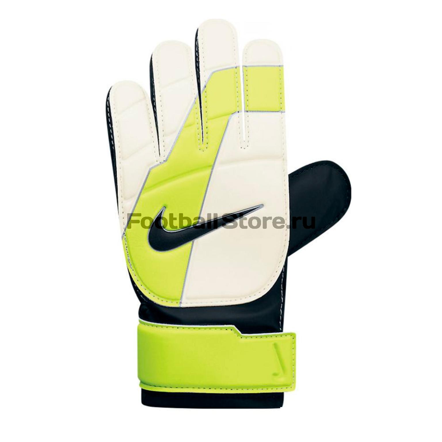 Вратарская экипировка Nike Перчатки вратарские Nike Shot Block JR GS0246-170