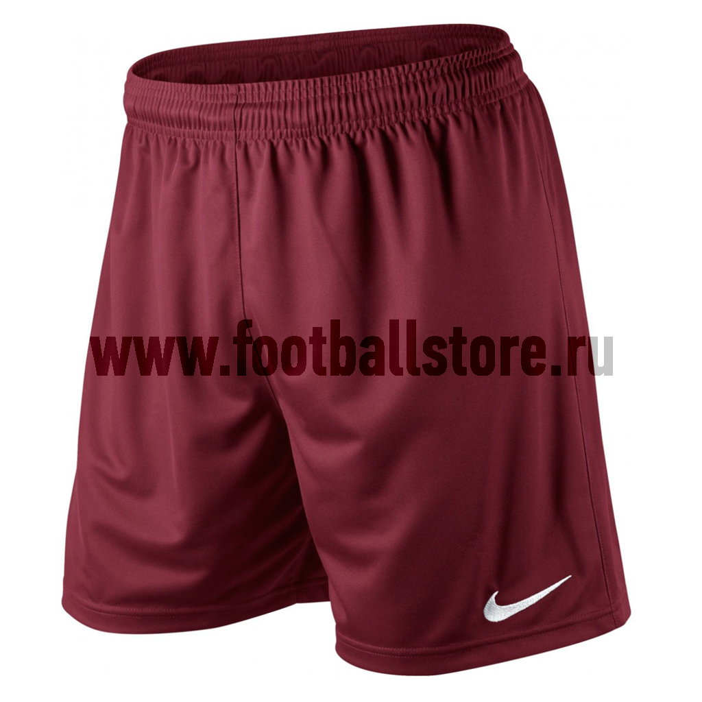 Шорты Nike Шорты игровые Nike Park Knit NB WO/B 448224-677