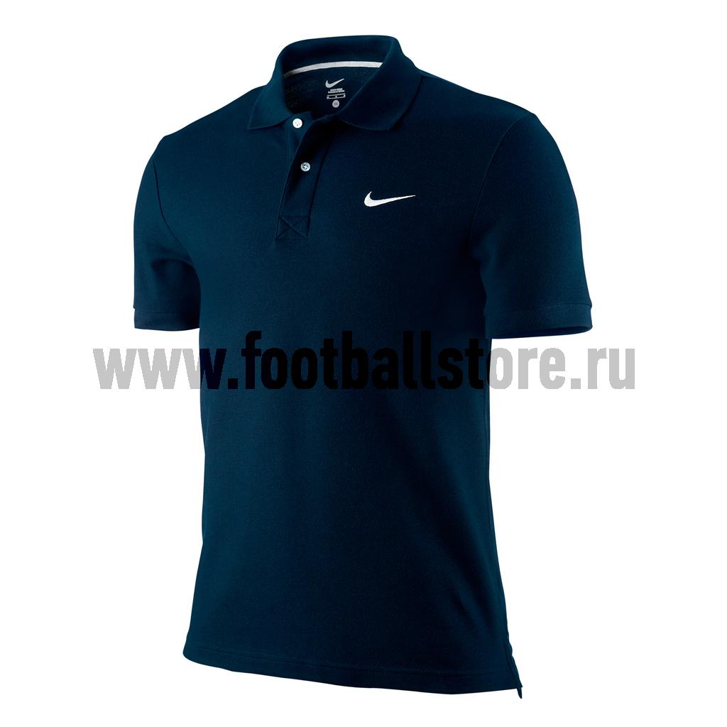 Поло Nike Рубашка-поло Nike Classic SS Pique 411482-473