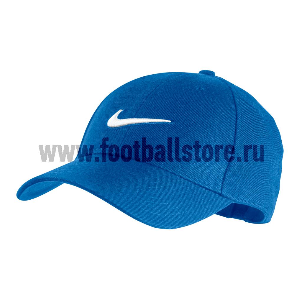 Головные уборы Nike Бейсболка Nike Classic Swoosh Cap 371213-422