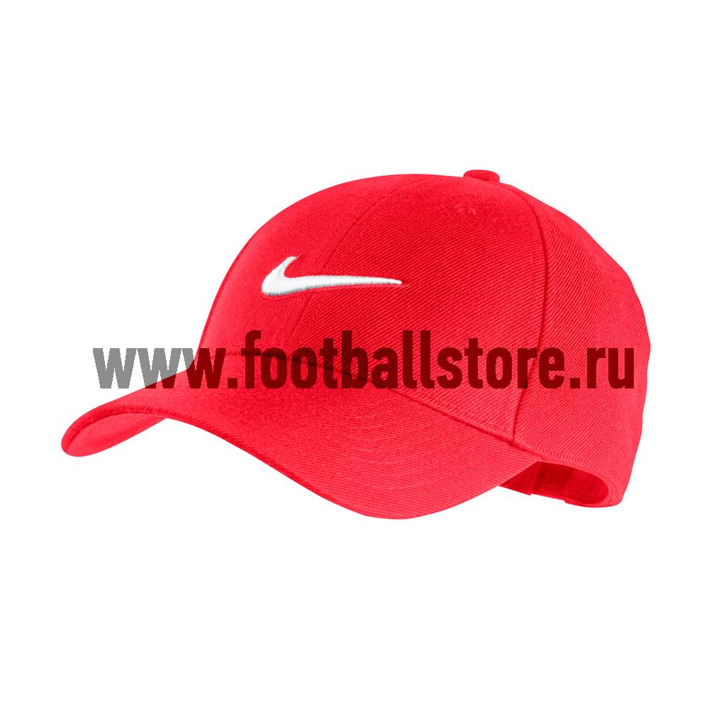 Головные уборы Nike Бейсболка Nike Classic Swoosh Cap 371213-657