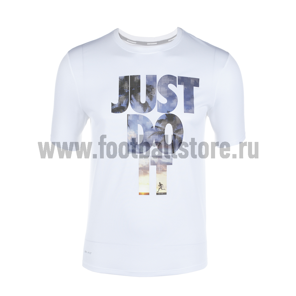 Футболки Nike Футболка Nike Just DO IT TEE 522950-100