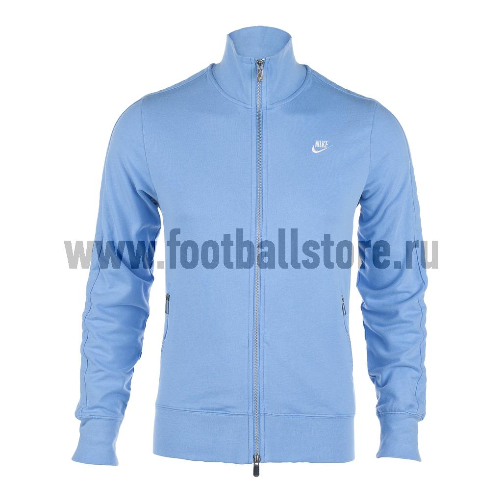 Свитера/Толстовки Nike Толстовка Nike FT Washed N98 533754-412