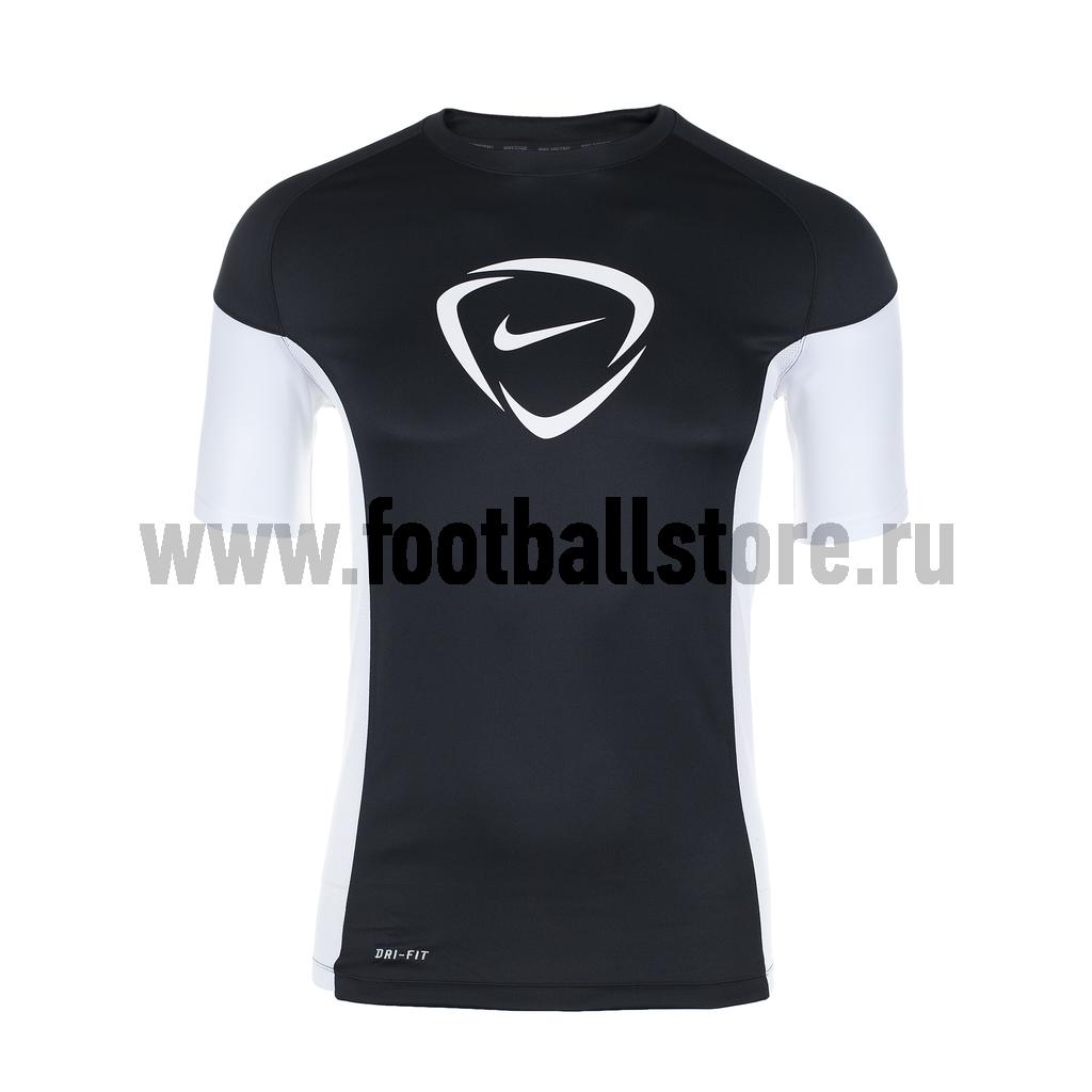 Футболки Nike Футболка Nike Academy SS Catid Poly Top 544896-010